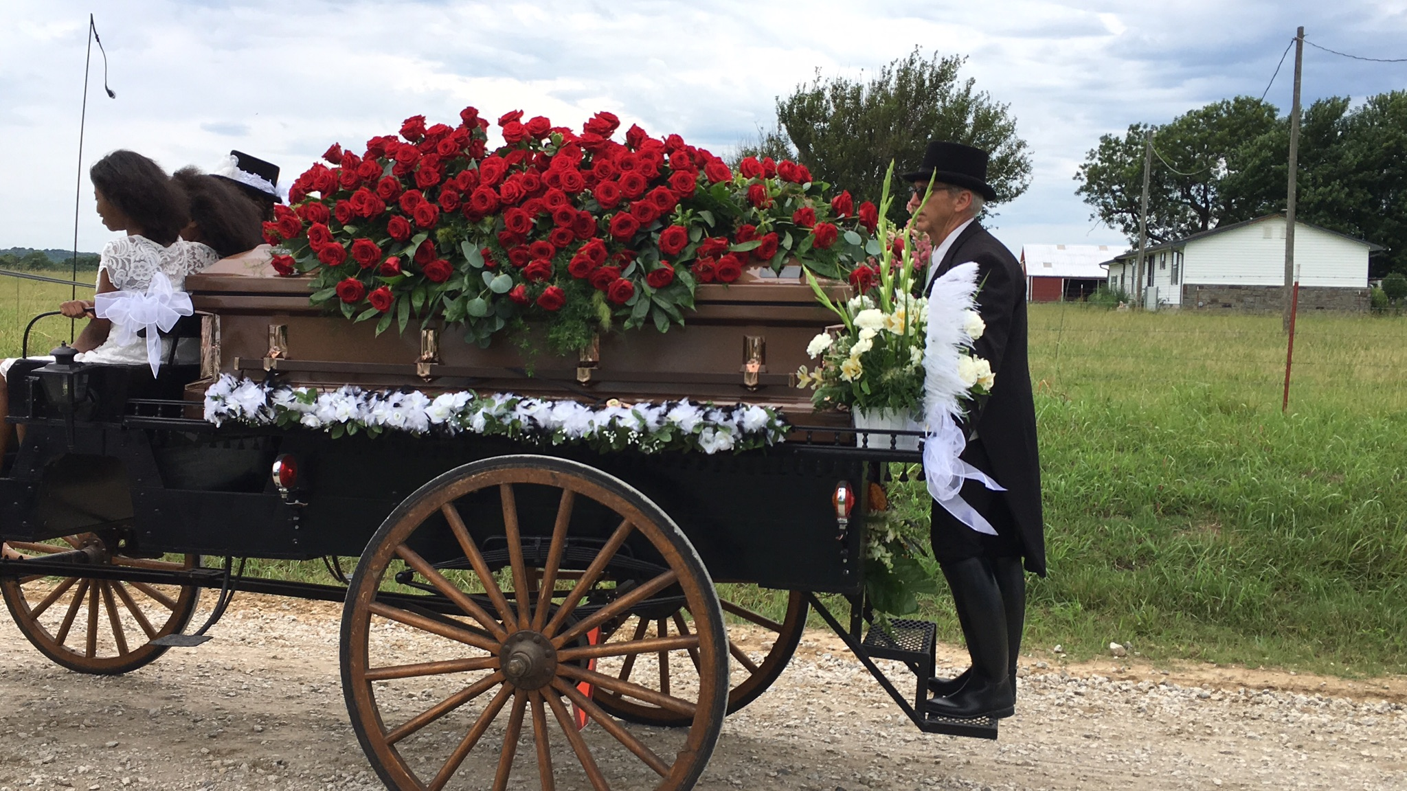 2018 Dodge Journey >> Funeral Hearse and Caisson – Ava K's Carriage Service